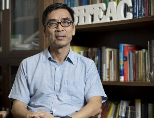 Exploring the World, Knowing Yourself    An Interview with SHEAC Master Prof Iu Vai Pan