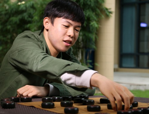 Chess Master Ryan Lei
