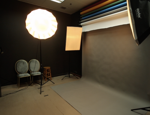 The New Professional Photography Studio in CKPC