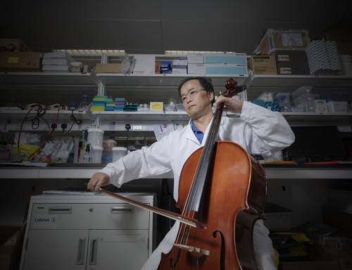 Prof Wang San Ming: A Cancer Expert Who Plays the Violin and Cello