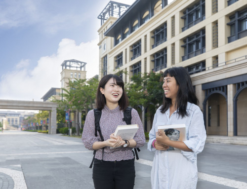 International Students Choose UM for Studying Portuguese