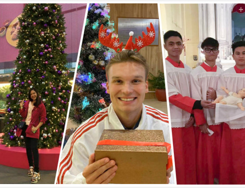 How Do UM Members from Different Countries Celebrate Christmas?