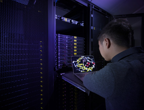 Supercomputer Supports UM Research During Epidemic