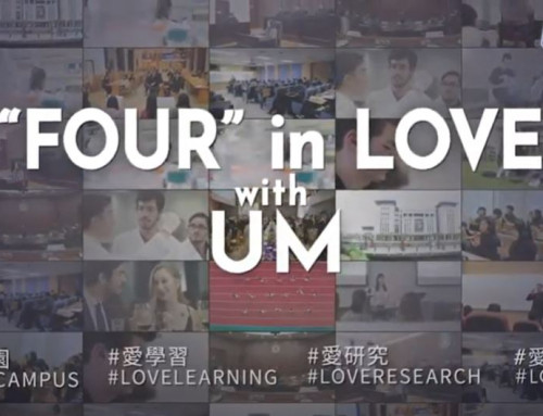 """FOUR"" in LOVE with UM"